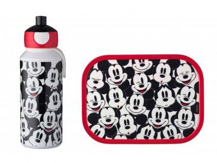 Mepal Svačinový set pro děti Campus Mickey Mouse