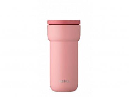 Mepal Termo hrnek Ellipse Nordic Pink 375 ml