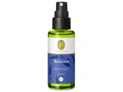 Primavera Aroma sprej Relaxed Bio 50 ml
