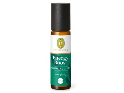 Primavera Aroma roll-on Energy Boost 10 ml