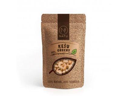 Natu Kešu ořechy natural 200 g