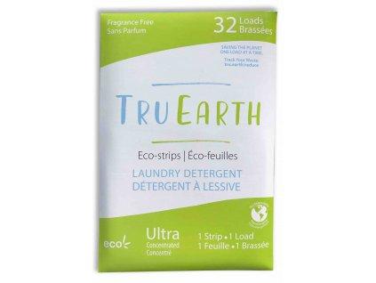 Tru Earth Eko Prací pásky pro citlivou pokožku bez vůně 32 ks