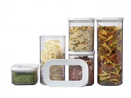 Mepal Set dóz na potraviny Modula 5 ks
