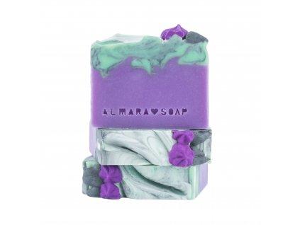 Almara Soap Přírodní tuhé mýdlo Lilac Blossom 100 +- 5 g