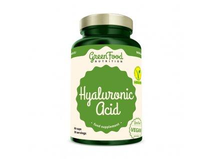 GreenFood Kyselina hyaluronová 60 kapslí