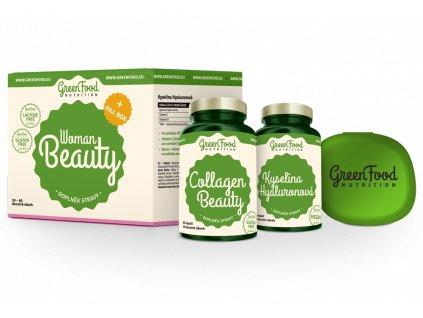 GreenFood Sada Woman Beauty + Derek Phillbox