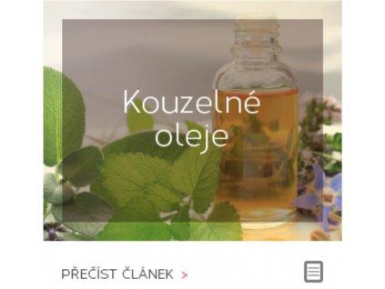 Kouzelné oleje