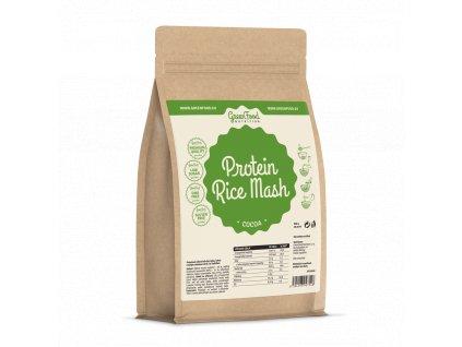 GreenFood Proteinová rýžová bezlepková kaše Kakaová 500 g