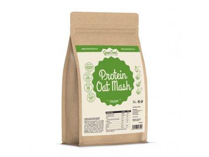 GreenFood Proteinová ovesná bezlepková kaše kakaová 500 g