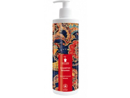 Bioturm Šampon pro objem vlasů 500 ml