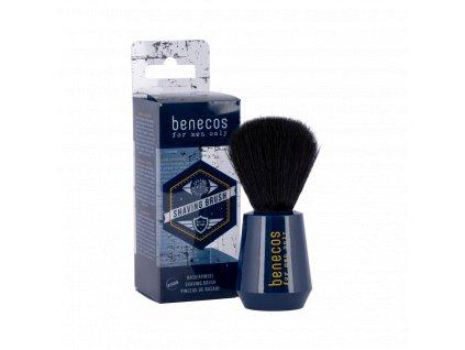 Benecos Štětka na holení  pro muže
