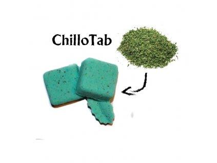 Soaphoria ChilloTab pleťová napařovací tabletka