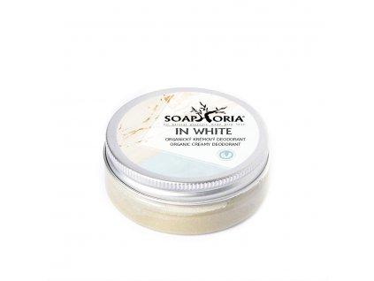 Soaphoria Organický dámský deodorant Soapgasm In White 50 ml