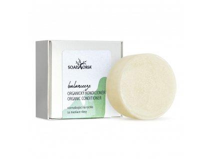 Soaphoria Tuhý kondicionér na mastné vlasy Balanceeze 65 +/-5  g