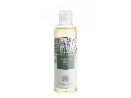 Nobilis Tilia Koupelový olej levandulový Klid 200 ml