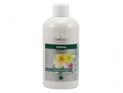 Saloos Sprchový olej Intimia 250 ml
