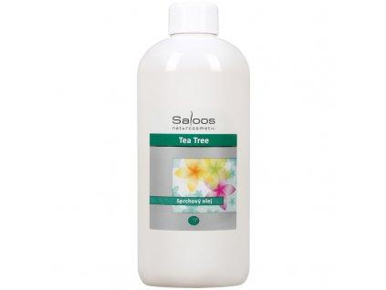 Saloos Sprchový olej Tea tree 250ml