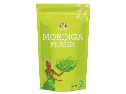 Iswari Moringa BIO prášek 125 g