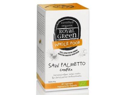 Royal Green Bio Saw Palmetto komplex 60 tablet