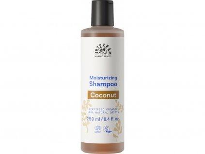 Urtekram Šampón regenerační na suché vlasy Kokosový Bio 250 ml