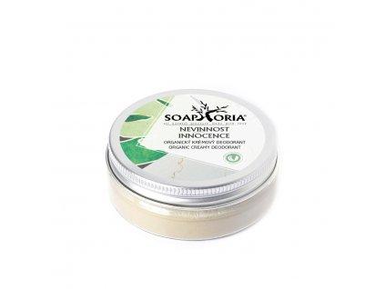 Soaphoria Organický krémový deodorant Nevinnost 50 ml