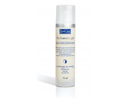 Syncare Hydratační gel s arganovým olejem, skvalanem a jojobou 75 ml