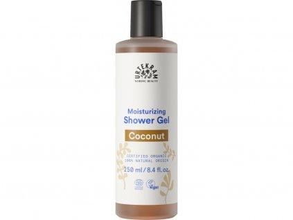 Urtekram Sprchový gel kokos 250 ml