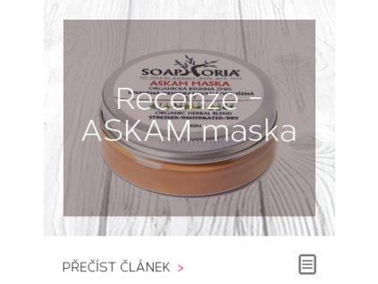 Recenze: askam maska