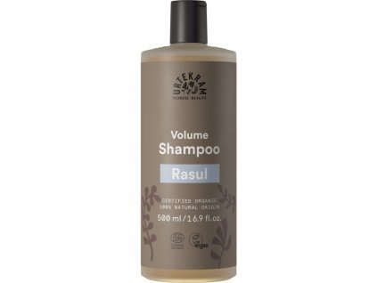Urtekram Šampon Rhassoul pro objem 500ml BIO