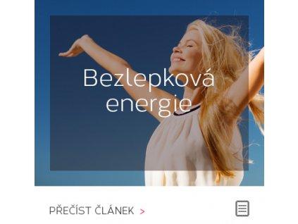 Bezlepková energie