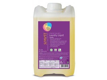 Sonett Prací gel na bílé a barevné prádlo 5l
