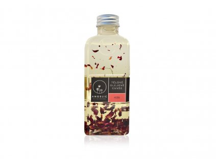 Angelic Tělové olejové Cuvée Růže 200 ml