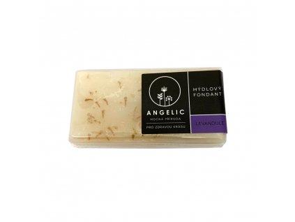 Angelic Mýdlový fondant Levandule 200 g