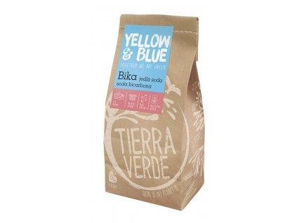 Yellow & Blue Bika Jedlá soda 1 kg