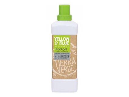 Yellow & Blue Prací gel Sport na funkční prádlo s koloidním stříbrem 1 l