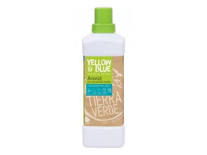 Yellow & Blue Aviváž s levandulovou silicí 1l