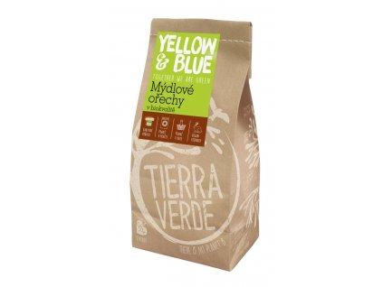 Yellow & Blue Mýdlové ořechy 500g
