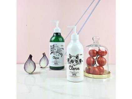 Yope Tekuté kuchyňské mýdlo Hřebíček 500 ml