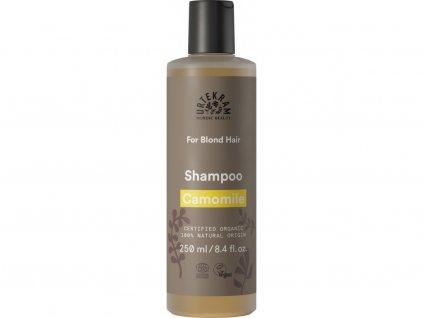 Urtekram Šampón Heřmánkový na světlé vlasy Bio 250 ml