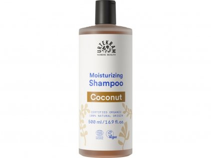 Urtekram Šampón Kokosový Bio 500 ml