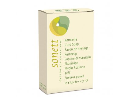 Sonett Curd soap tuhé mýdlo 100 g