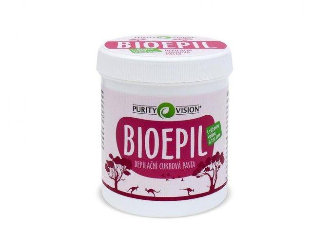 Purity Vison Depilační cukrová pasta Bioepil 400 g