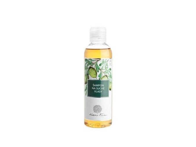 Nobilis Tilia Obnovující šampon s arganovým olejem 200 ml