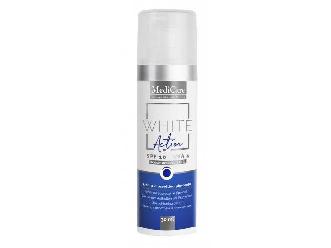 Syncare Krém pro zesvětlování pigmentových skvrn a prevenci rosacei White Action 75 ml