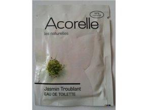 Acorelle Toaletní voda EDT Jasmín 3ml vzorek