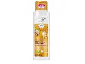 Lavera šampón a kondicionér 2V1 deep care&repair 250ml