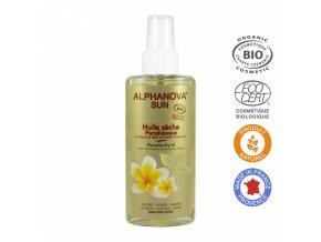 Alphanova SUN Pečující olej Paradise 125 ml