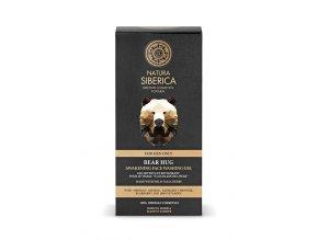 Natura Siberica Probouzející oplachovací gel na obličej Medvědí uchopení 150 ml