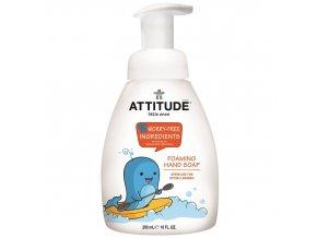 Attitude Dětské mýdlo na ruce svůní hruškové šťávy s pumpičkou 295 ml
