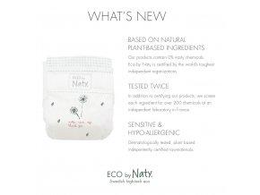 Naty Nature Babycare Mini 3 3-6 kg 33 ks